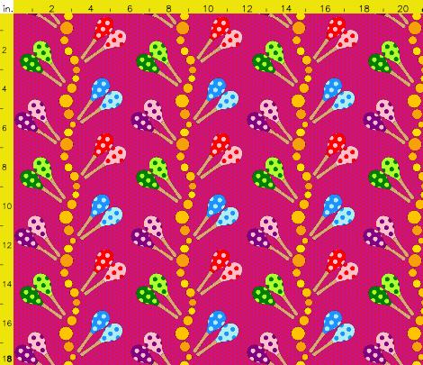 Maracas pattern