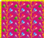 Spoonflower contest - Musical Instruments